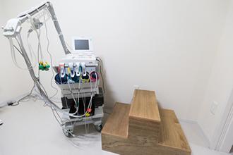 安静時心電図・負荷心電図・血圧脈波測定装置